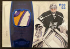 2010-11 Panini Dominion - Jonathan Quick 3CLR Patch 25 Kings SP RARE!!