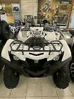 2020 GRIZZLY 700 EPS NEW YAMAHA WHITE EPS 4X4 DIFF LOCK