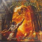 SEVEN WITCHES Passage To The Other Side CD 10 Track Promo In Special Card Slee