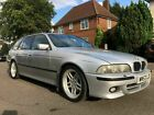 LARGER PHOTOS: 2003 53 BMW 530D SPORT TOURING/ESTATE - STAGE 2 - 260 BHP - GT2260V X5 TURBO HYB