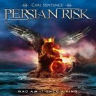 Persian Risk - Who Am I? And Once A King [New CD]