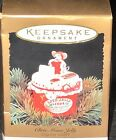 VINTAGE HALLMARK KEEPSAKE ORNAMENT