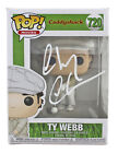 Chevy Chase Caddyshack Signed Funko Pop Vinyl Figure w White Signature BAS