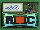 TIM TEBOW 2010 TOPPS TRIPLE THREADS ROOKIE JERSEY AUTO 42 70 BRONCOS RC