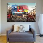 London England Large Wall Art Picture Print on Tempered Glass 59 X 39375