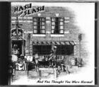 Nash the Slash - And You Thought You Were Normal RARE ORIG Cut-throat CD (Mint!)