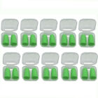 10pack Ear Plugs Soft Noise Reduction 33db Foam Sleep Travel Earplugs Disposable