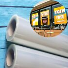 Optically Clear Mounting Adhesive Perm Rem PET Film38 in x 165 ft