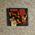 Queen - Sheer Heart Attack - 2 CD - Bonus 5 Track 2nd CD - Like New - Played On
