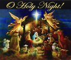 Christmas Nativity Scene Vinyl Banner Indoor Outdoor 6ft x 5ft