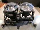 KTM 640 Adventure 2004 Head Lights Low and High Beam Assembly with frame