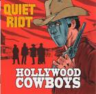 QUIET RIOT - HOLLYWOOD COWBOYS (2019) US Heavy Metal CD Jewel Case+FREE GIFT