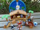 Fisher Price Little People Nativity Set COMPLETE In Box Christmas Manger Scene