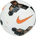 SOCCER BALL NIKE SIZE 4 TEAM PREMIER TEAM WHITE IN COLOR OFFICIAL MATCH BALL NEW