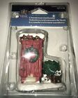 Lemax Christmas Outhouse Carole Towne Collection 271170 Christmas Village