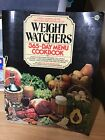 Weight Watchers 365 Day Menu Cookbookpaperback 1983