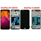 Replacement LCD Touch Screen Digitizer Assembly with Frame for Oneplus 5/5T