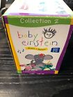 Baby Einstein Collection 2 Music Nature For Ages Birth And Up DVD 9 Disc Set