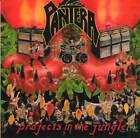 PANTERA - PROJECTS IN THE JUNGLE (1984) Heavy Metal CD Jewel Case+FREE GIFT