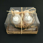 NEW Cute Birds in a Nest Salt And Pepper Shakers