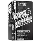 Nutrex Research Lipo-6 Stim Free Ultra Concentrate   Caffeine Free Weight Los...