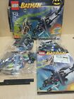 LEGO 7786 BATMAN BATCOPTER THE CHASE FOR SCARECROW MIB UNUSED SEALED BAGS LQQK