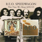REO Speedwagon-This Time We Mean It/R.E.O. (UK IMPORT) CD NEW
