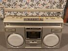 Panasonic RX-5100 Stereo Cassette Vintage Boombox (as-is) Free ship