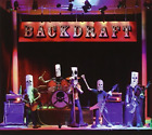 BACKDRAFT-THE SECOND COMING (UK IMPORT) CD NEW