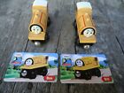 Thomas Train Wooden Railway Ben and Bill 2003 with Collector Cards