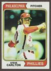 Steve Carlton Cards, Rookie Cards and Autographed Memorabilia Guide 15