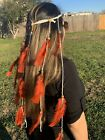 Dream Catcher Headband Headpiece Hippie Boho Native Festival Feather Headband