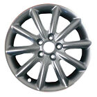 04028 Refinished Wheel Aluminum Fits 2006 2007 Buick Lucerne HyperSilver Painted