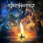 Stormhammer - Welcome To The End [New CD]