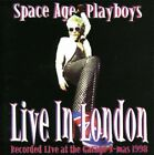 Space Age Playboys - Live In London [CD New]