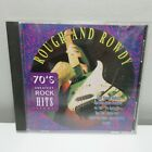 70's Greatest Rock Hits, Vol. 7: Rough And Rowdy 1991 Priority Records RARE OOP