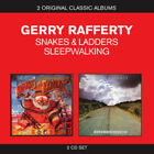 Gerry Rafferty - Classic Albums: Snakes & Ladders/Sleepwalking [New CD