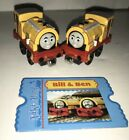 Take Along Thomas & Friends BILL and BEN Die-cast Metal Trains With Card