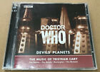 Doctor Who Devil's Planets The Daleks Masterplan Mutants Cd Mega Rare Nr Mint