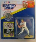 Kenner 1991 Starting Lineup Baseball Jose Canseco Figure Card and Coin