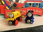 Bill & Ben - BDG18 - THOMAS & FRIENDS TRAIN ENGINE WOODEN RAILWAY WOOD