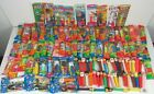 Huge Lot of 115 Pez Dispensers Disney Star Wars Marvel Peanuts Looney Tunes