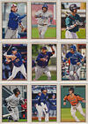 2019 Bowman Heritage COMPLETE SET 250 CARDS Wander Franco Pete Alonso Joey Bart