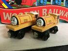 Bill & Ben - THOMAS & FRIENDS TRAIN ENGINE WOODEN RAILWAY WOOD