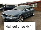 LARGER PHOTOS: JAGUAR X TIPE 3.0 PETROL 4x4 AUTOMATIC,12 MONTHS MOT