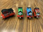 Thomas the Train Take 'n Play Metal Magnetic Trains Percy Musical Caboose, Salty