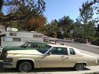 1979 Cadillac DeVille  1979 for $4500 dollars