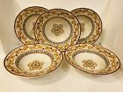 5pc 12 Round Serving Bowls or Pasta Bowls World Market Lisbon Made In Portugal