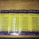 4 packs Replacement Bulbs 10 Mini Clear Light Keeper Pro 25 Volt Stringed 170mA