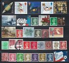 Great Britain 50 Different Stamps D